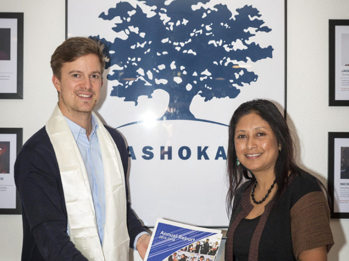 Hasina Kharbhih, Ashoka Fellow