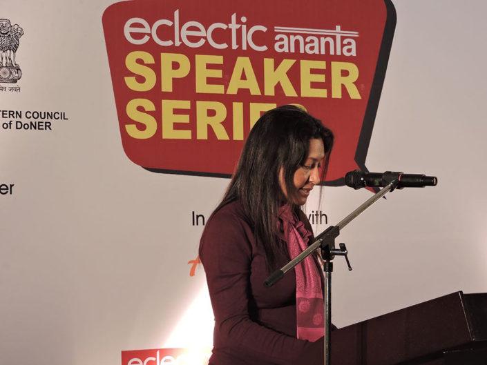 28/03/17 Shillong: Eclectic Ananta Speaker