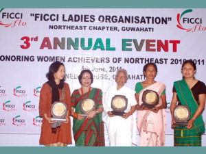 FICCI Flo Honouring Women Achievers of Northeast