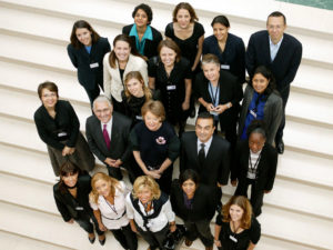 Rising Talents Global Council