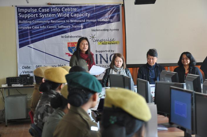 05/12/017, Meghalaya: Speaking at a Training program organized