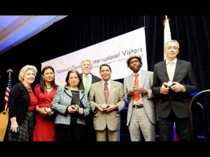 IVLP Gold Star Award 2013