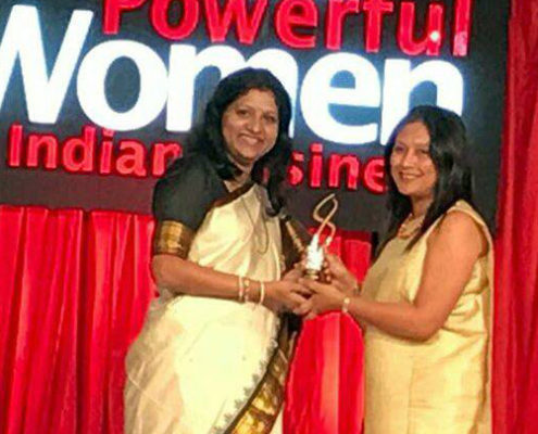 Most Powerful Women in Indian Business